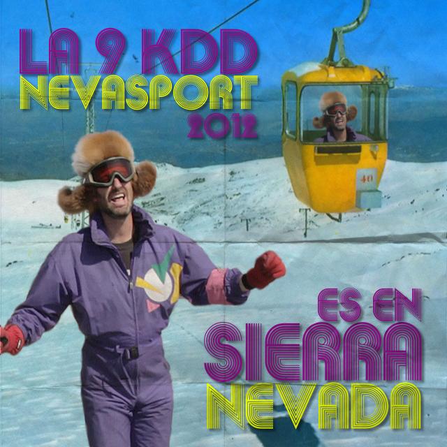 IX Kedada Oficial Nevasport 2012 en... Sierra Nevada