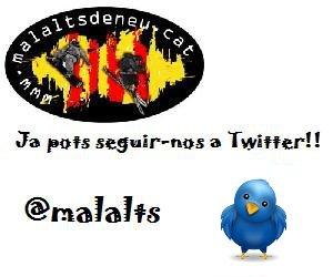 Ja pots seguir-nos també al twitter!!
