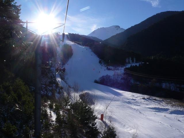 Espot Esquí temporada 2013-2014