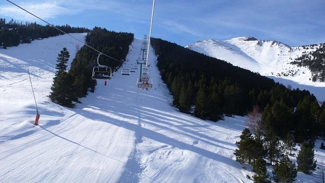 Espot Esquí i Port Ainé posposa la seva obertura.