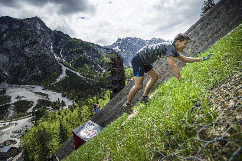 La carrera mas vertical de europa