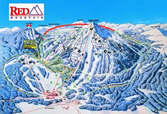 Plano de Red Mountain