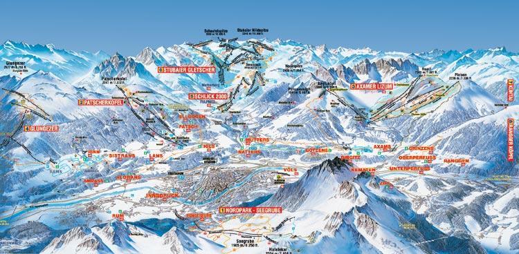 Plano de Innsbruck