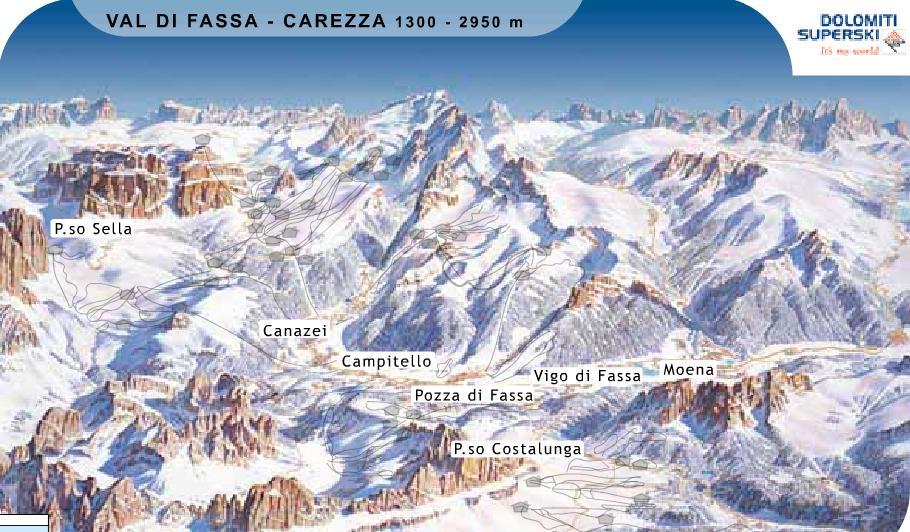 Plano de Val di Fassa