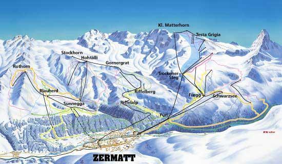 Plano de Zermatt