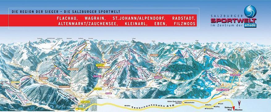 Plano de Ski Amade