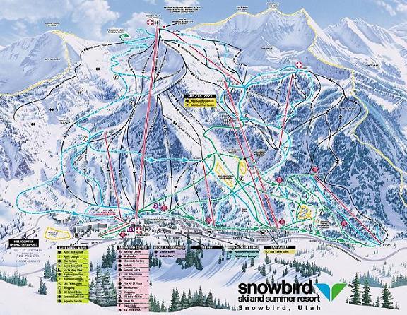 Plano de Snowbird