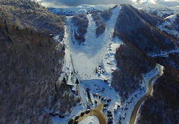 Ski-Pista Bigëll (Dardhë)