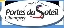 Logotipo de Champery