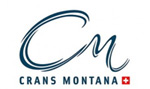 Logotipo de Crans Montana