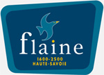 Logotipo de Flaine