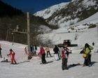 Un solo empleado para llevar una estación de esquí