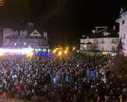 Más de 3000 personas celebran la Nochevieja en Sierra Nevada