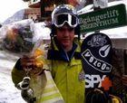 Regino Hernández, olímpico en snowboard: «No termino de creérmelo»