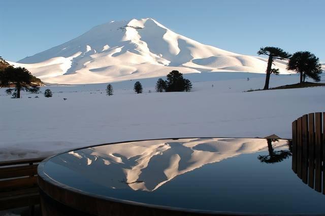 Corralco Quiere Ser el Mayor Centro de Ski del Sur