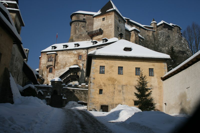 Viaje por Eslovaquia