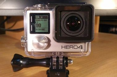 Análisis GoPro Hero 4 Black Edition