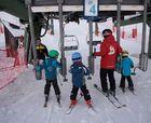 El esquí ya es asignatura obligada en los colegios del Pirineo de Lleida