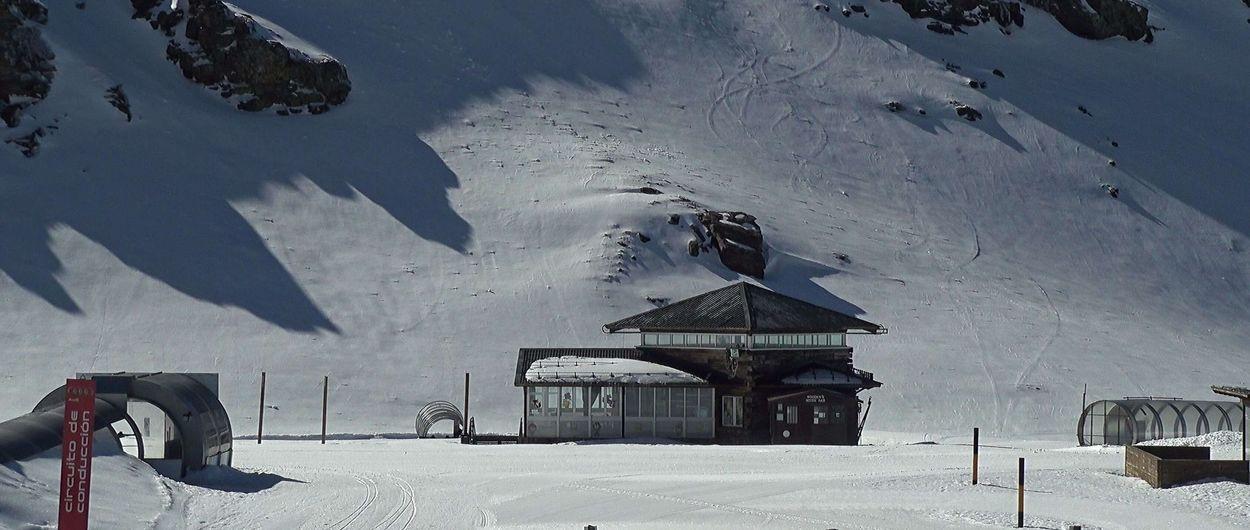 Sierra Nevada abre solo para residentes de Monachil y esquiadores federados