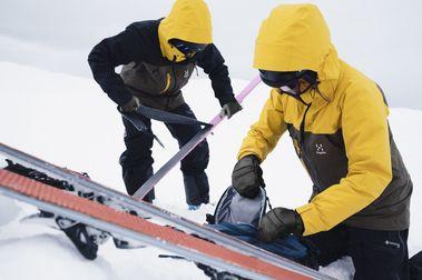 Haglöfs sortea un viaje al norte de Suecia para realizar esquí de montaña con el freerider Per Jonsson