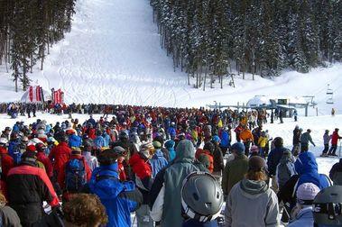 """Instructora denuncia que las estaciones de esquí parecen """"selvas"""""""