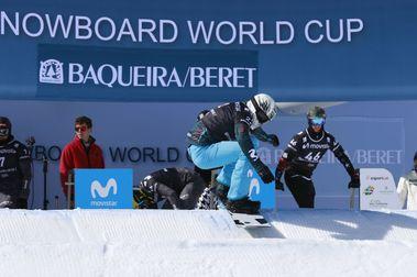 Lucas Eguibar gana la clasificatoria de la Copa del Mundo de SBX Baqueira Beret 2019