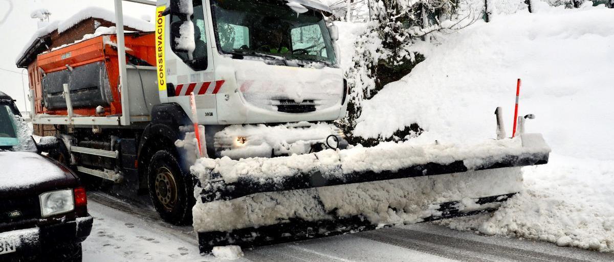 Llega la gran nevada esperada en nuestras estaciones de esquí