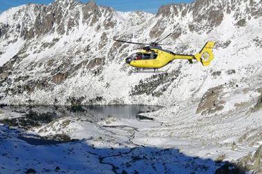 Fallece un hombre practicando esquí de montaña en el Cadí