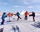 """Entrenamiento… """"avant"""" y """"après-ski"""""""