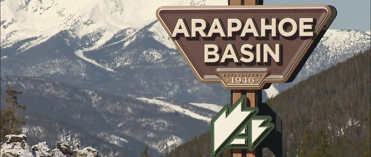 Arapahoe Basin cerrará la segunda mejor temporada de esquí de su historia