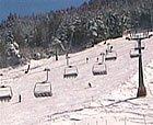 Nevadas de primavera dejan bien blanco el Pirineo
