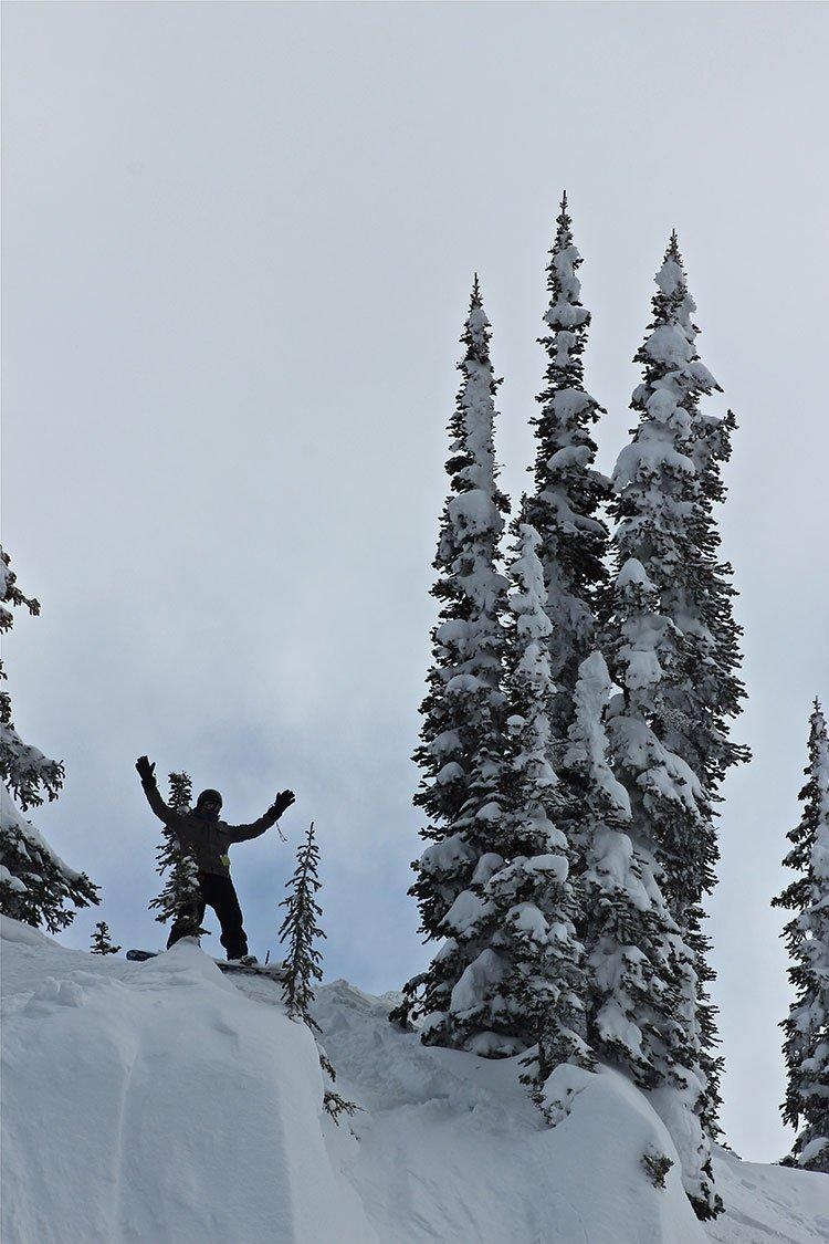 esqui por Canada 2014