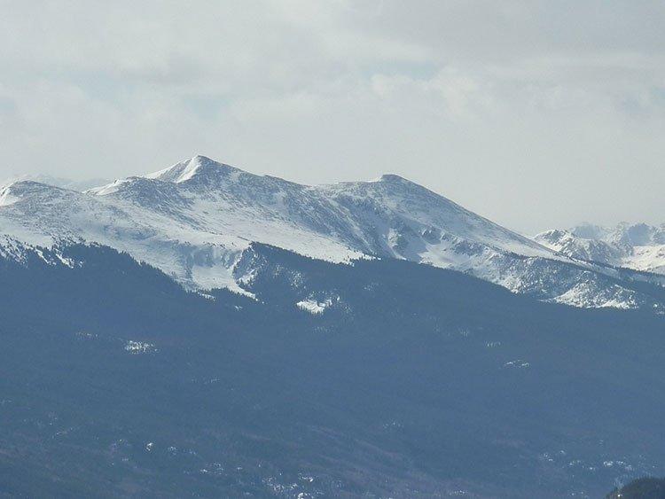 Colorado, Rocosas