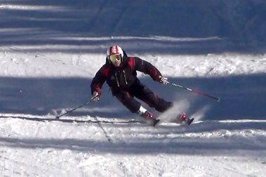 ¿Por qué esquiar con un esquí de GS?