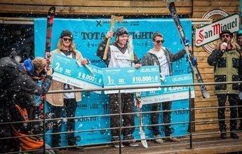 Alex Hall se lleva la victoria en el Grandvalira Total Fight Freeski