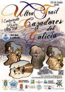 ULTRA TRAIL CAZADORES DEL GALICIA ( JACA )