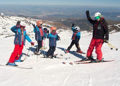 No lo olvides: este domingo esquí gratis en Sierra Nevada