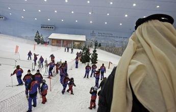 Emiratos Arabes presentará su primer equipo de deportes de nieve