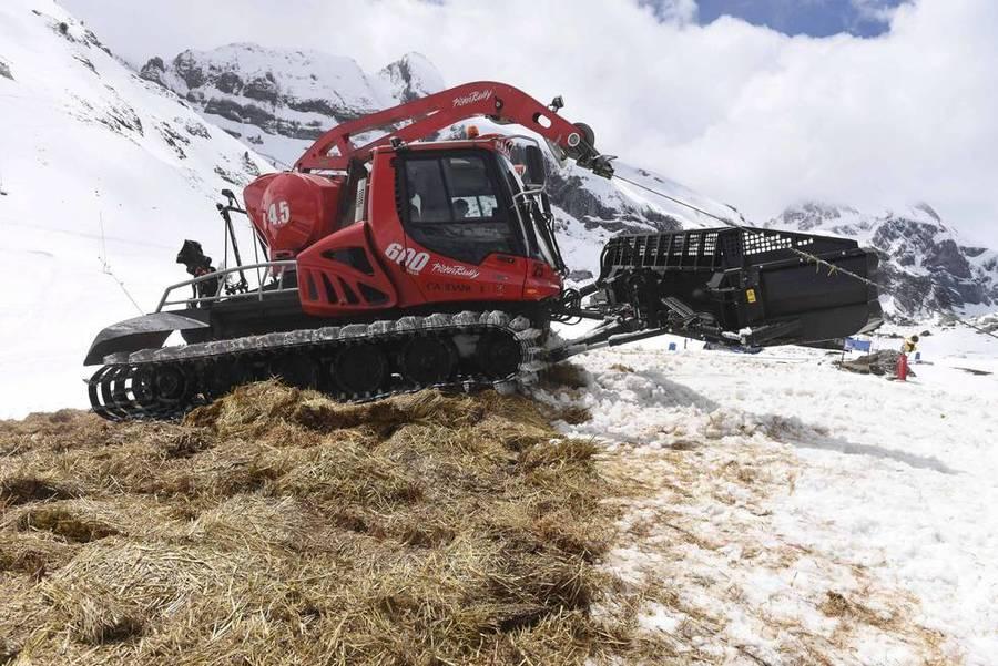 Candanchú snowfarning