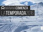 El Colorado lo hace de nuevo: Primer centro de ski en abrir sus puertas