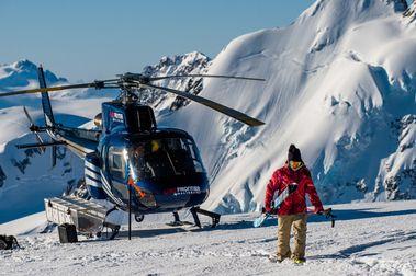 Me ha tocado el Euromillón del Esquí.