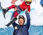 Arapahoe Basin reabre su temporada de ski y se desata la locura