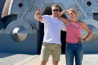 Mikaela Shiffrin y Aleksander Aamodt Kilde anuncian su relación sentimental