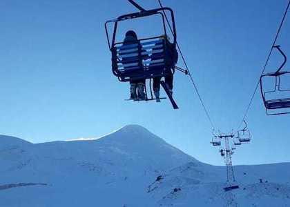 Gran fin de semana en Volcán Osorno