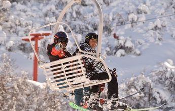 Con Mucha Nieve Nevados de Chillán dio inicio a la temporada 2019