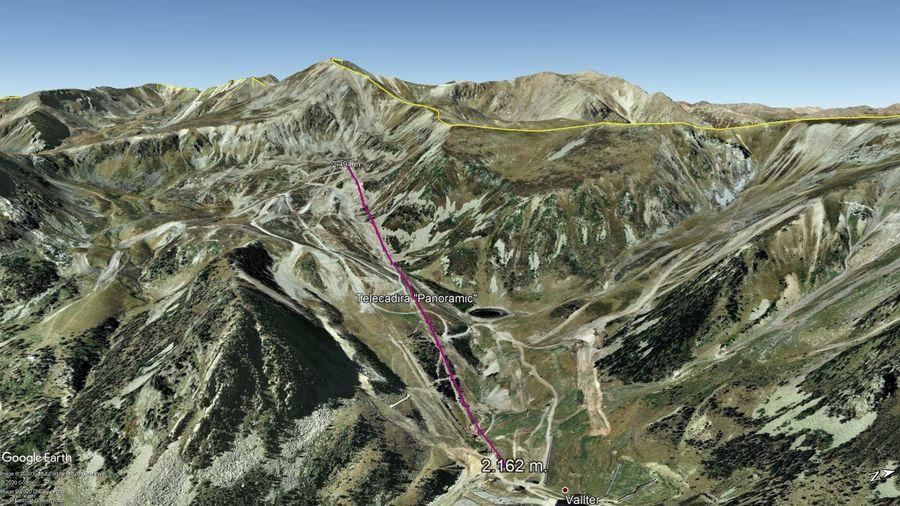 Vista Google Earth Valter 2020