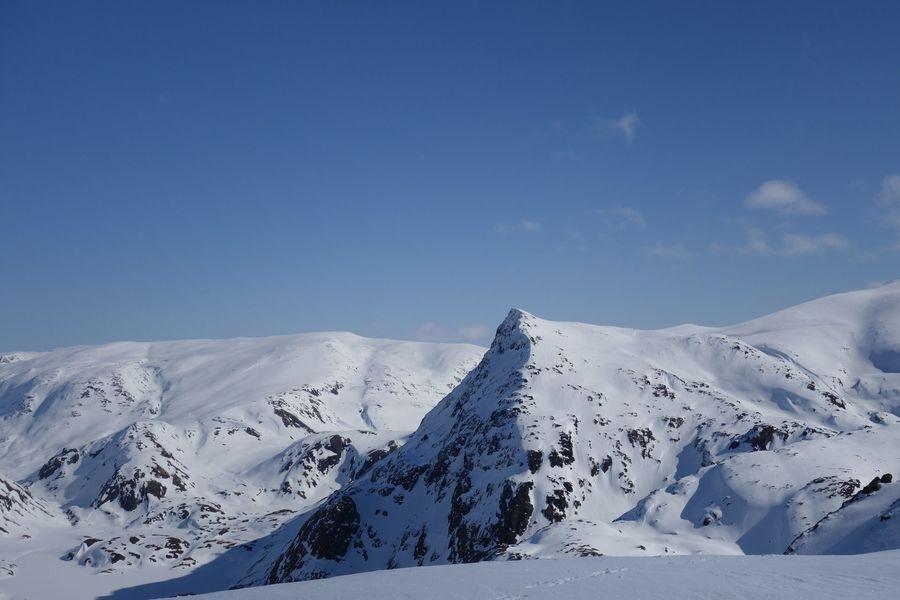 Una pequeña norte del Cervino en Alta…   @kjellellefson