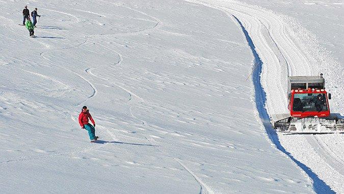 Catskiing en Nevados de Chillán