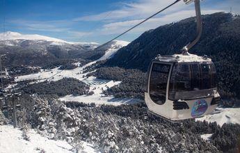La Molina estrenará esta temporada la ampliación del telecabina Alp 2500
