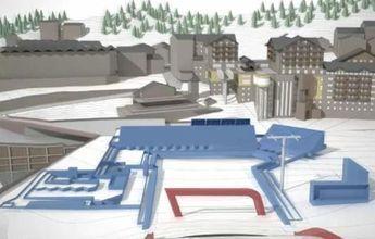 Informe favorable del Gobierno de Andorra a la plataforma de Soldeu